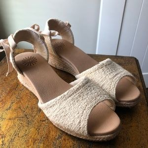 Ugg Sandal Wedge